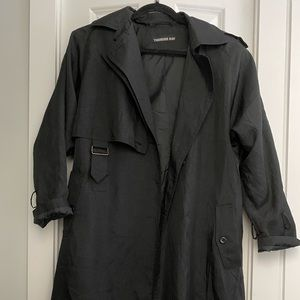 Vintage Water Resistant Trench Coat